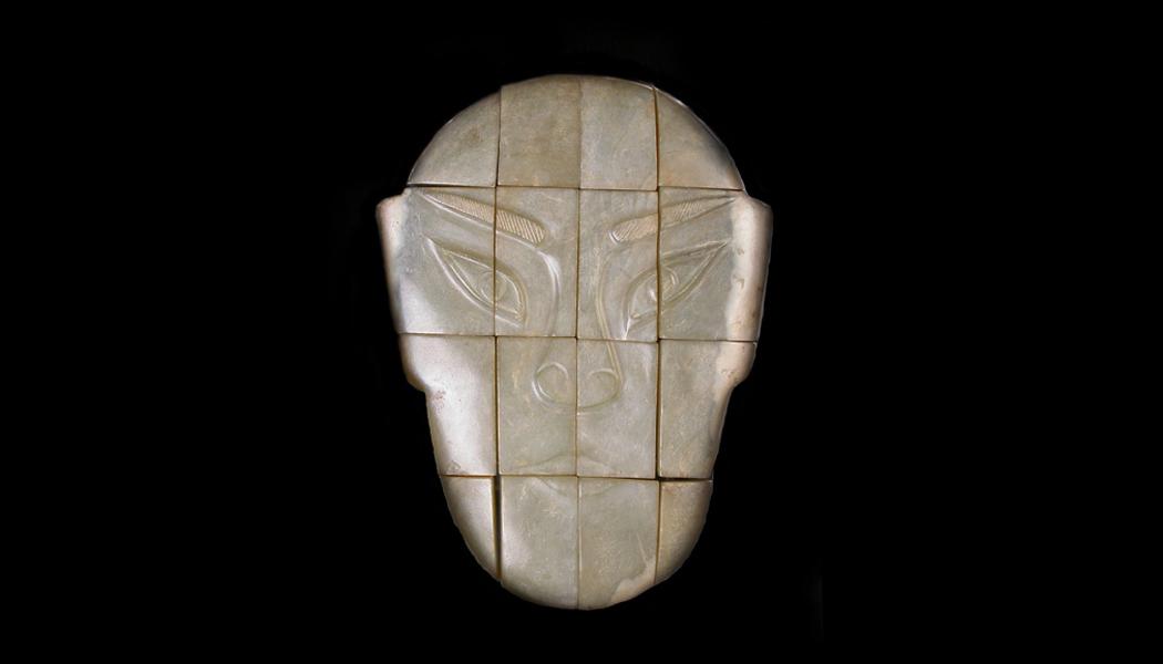 Liao Burial Mask