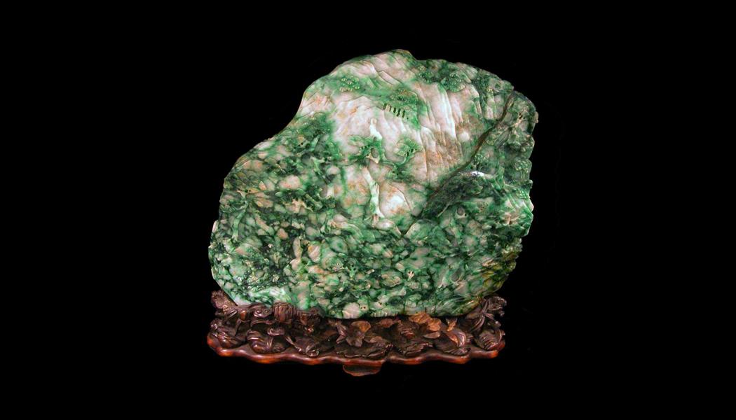 Jadeite Mountain